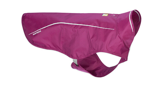 Ruffwear Sun Shower Rain Jacket Purple Dusk